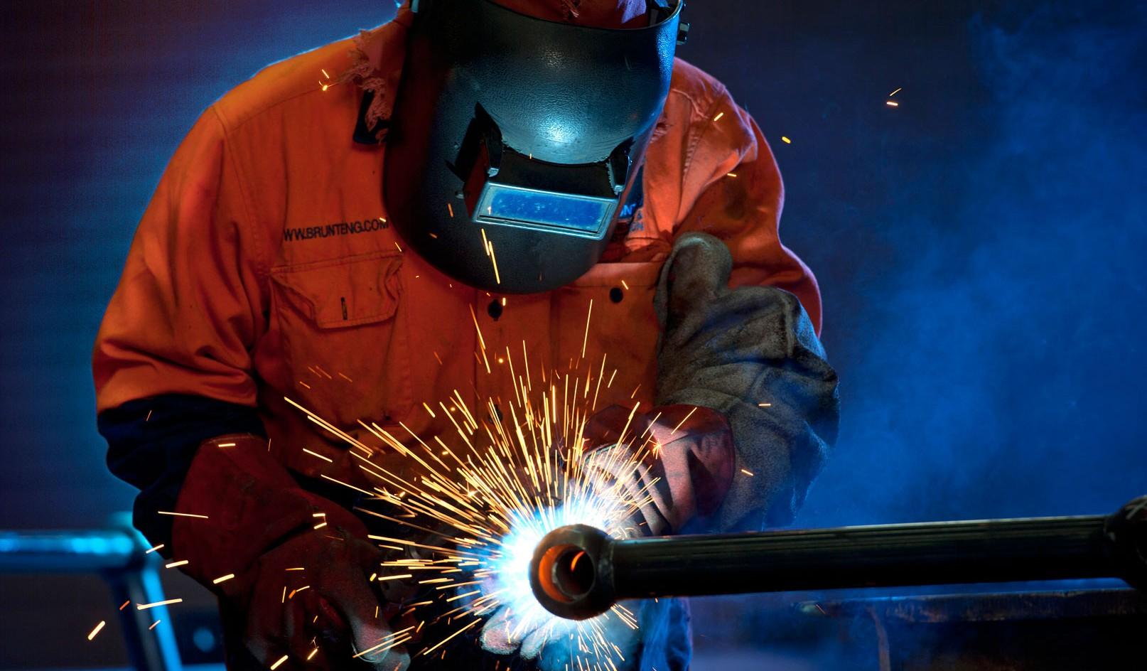 <div>Industrial</div><div> <a href='https://nedmeldrum.com.au/project/welding/'>View Series</a></div>